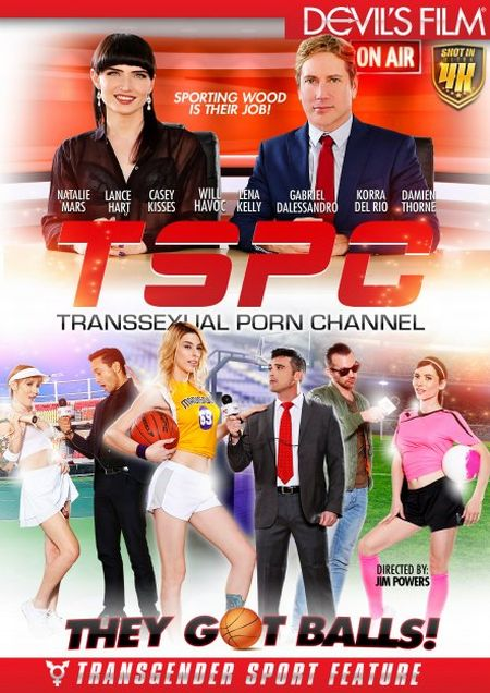 TSPC - Transsexual Porn Channel [2018]
