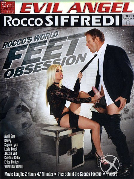Rocco's World Feet Obsession (2012)