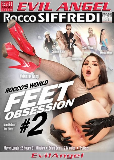 Rocco's World Feet Obsession 2 (2013)