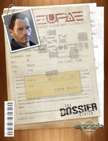 The Dossier series 009