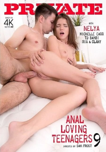 Private Specials: Anal Loving Teenagers 9 (2018)