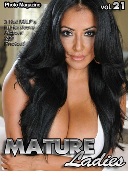Mature Ladies Adult Photo Magazine (May 2018)