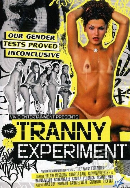 The Tranny Experiment [2008] DVDRip