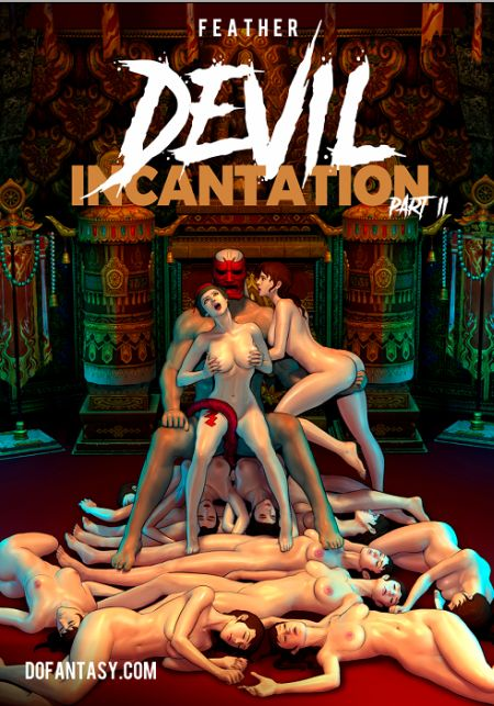Fansadox Collection 466 - Devil's Incantations 2