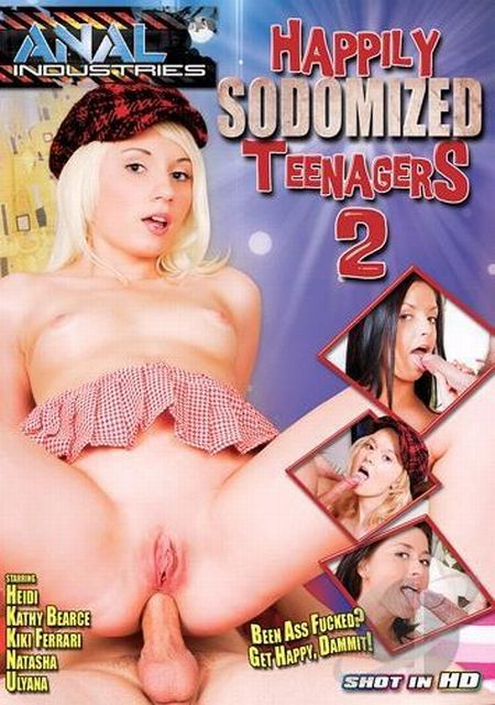 Happily Sodomized Teenagers 2 [2014]