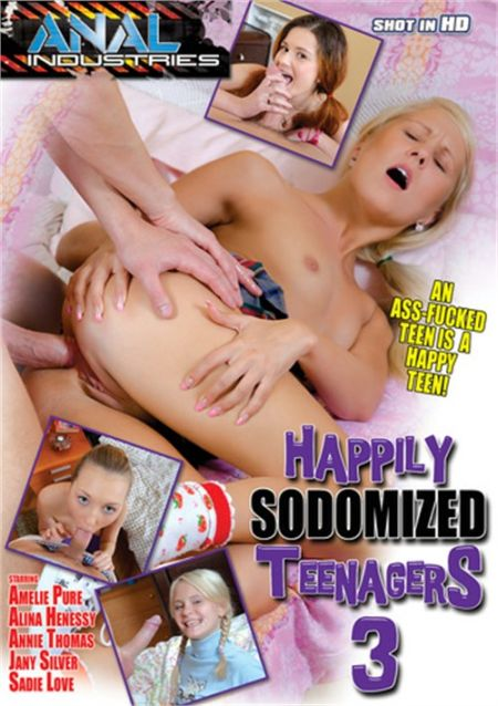 Happily Sodomized Teenagers 3 [2017]