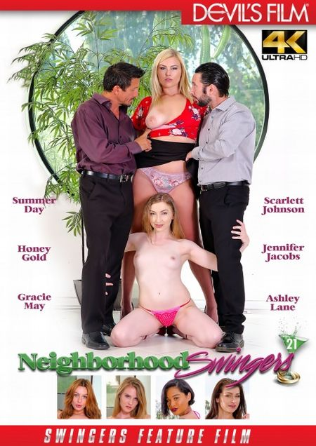 Neighborhood Swingers 21 [2018]