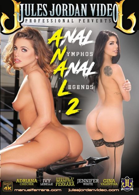Anal Nymphos Anal Legends 2 [2017]