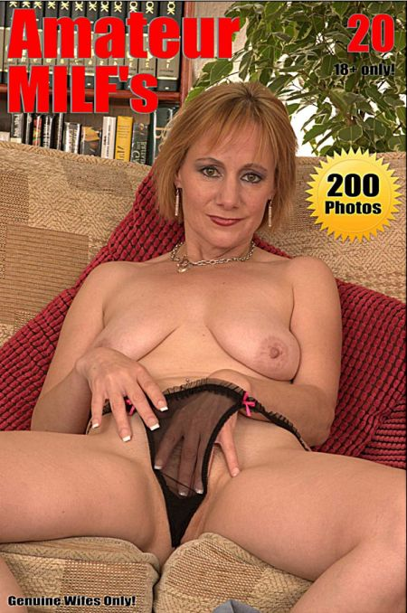 Amateur MILFs Photo Magazine Volume 20 (2018)