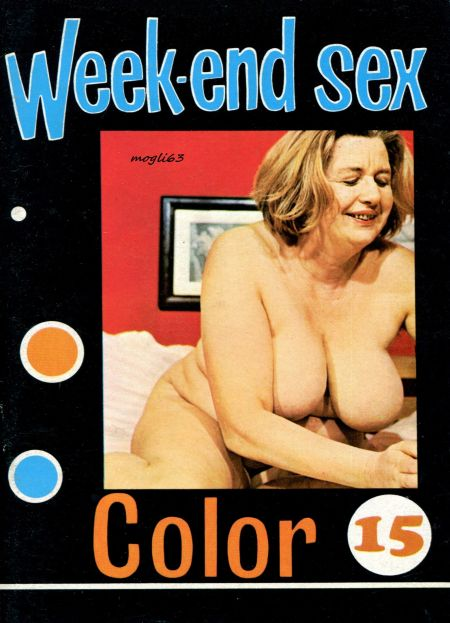 WEEK-END SEX No.15