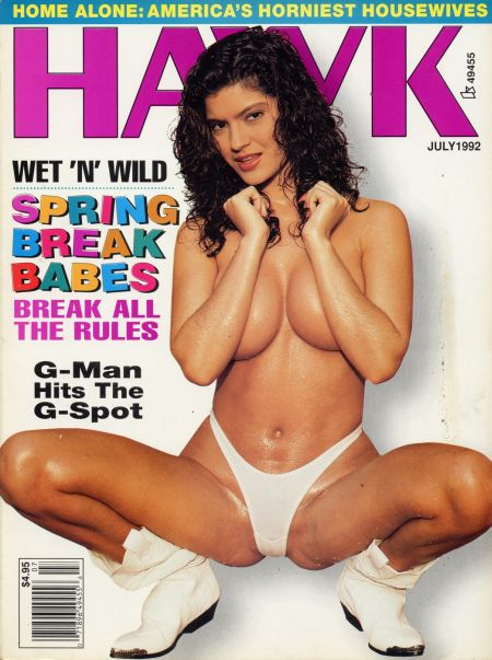 Hawk Magazine №7 (July 1992)