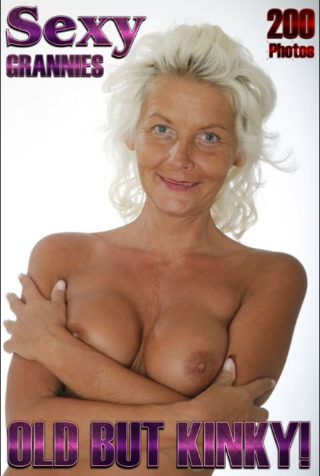 Sexy Grannies Adult Photo Magazine - Volume 5 (2018)