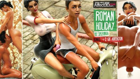 Roman Holiday - 1