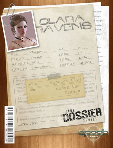 The Dossier series 010