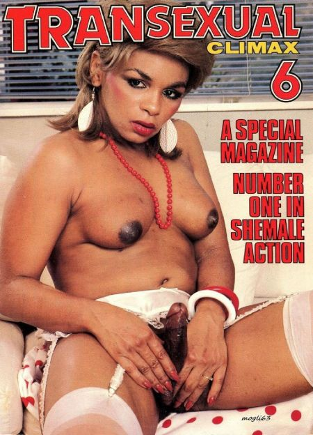 Color Climax - Transexual Climax Magazine № 6