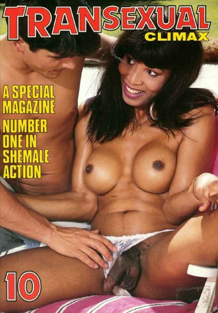 Color Climax - Transexual Climax Magazine № 10