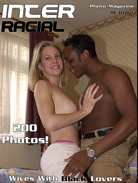 Interracial Adult Photo Magazine - Issue 12 (2018)