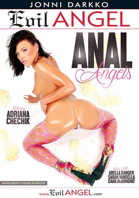 Anal Angels 1 [2015]