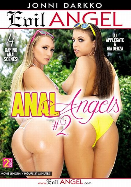 Anal Angels 2 [2018]