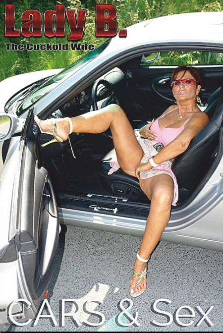 Lady Barbara - Feet Fetish Queen Adult Photo Magazine (September 2018)
