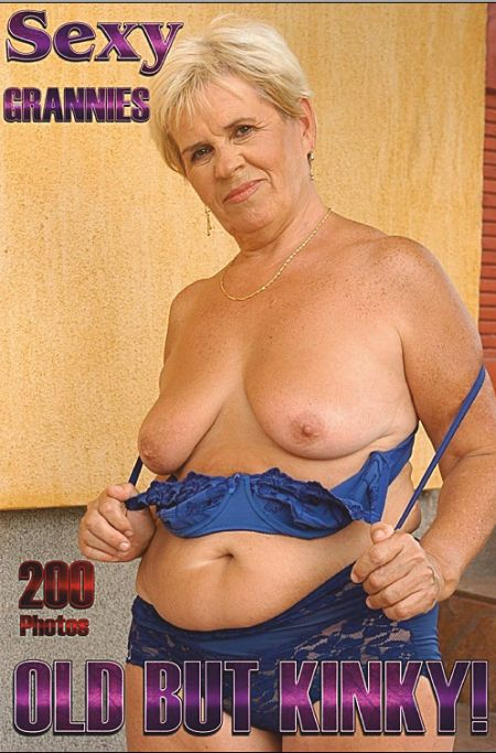 Sexy Grannies Adult Photo Magazine - Volume 8 (2018)