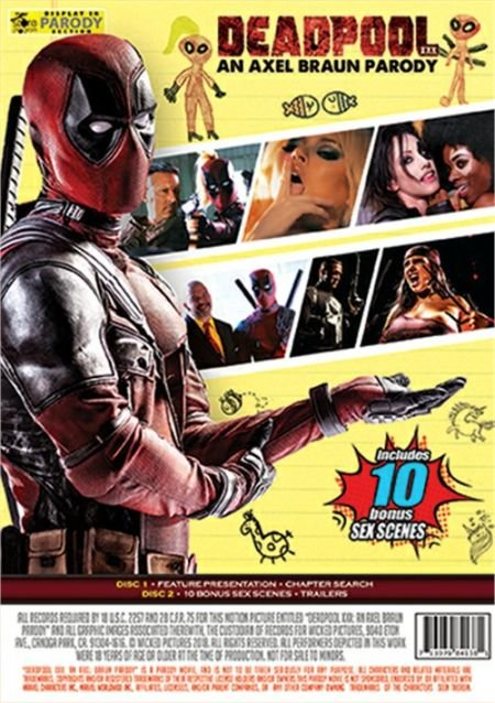 Deadpool XXX: An Axel Braun Parody (2018)