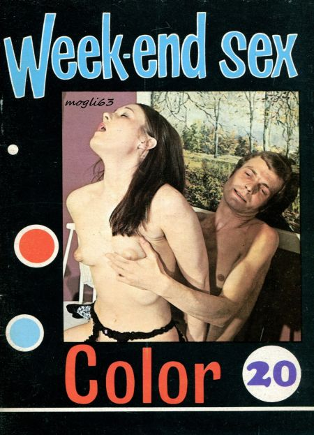 WEEK-END SEX No.20