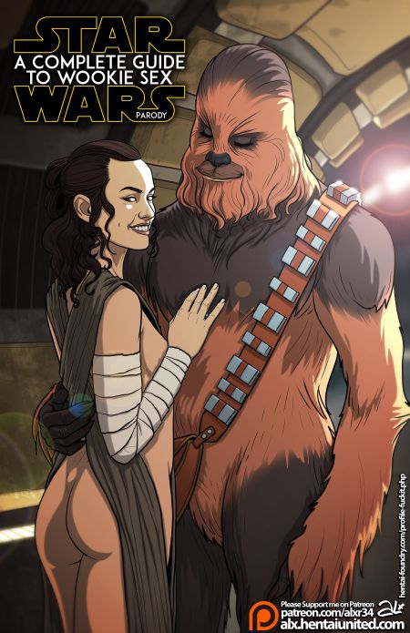Star Wars - A Complete Guide to Wookie Sex I