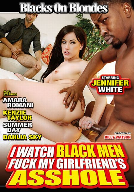 I Watch Black Men Fuck My Girlfriend's Asshole 1 [2017]