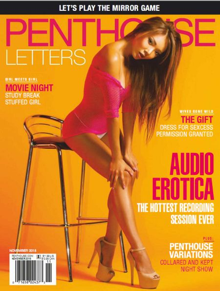 Penthouse Letters #11 (november 2018)