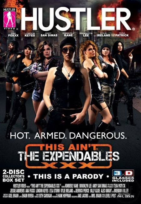 This Ain't The Expendables XXX [2012]