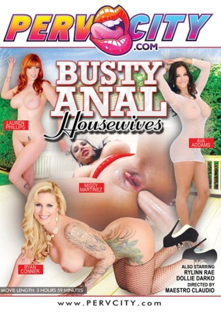 Busty Anal Housewives [2018]