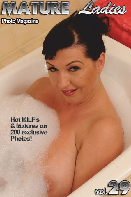 Mature Ladies Adult Photo Magazine (February 2019)