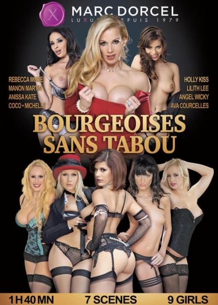 Bourgeoises without taboo / Bourgeoises sans tabou (2017)
