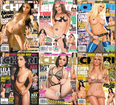 Cheri 2011 Full Year Issues Collection