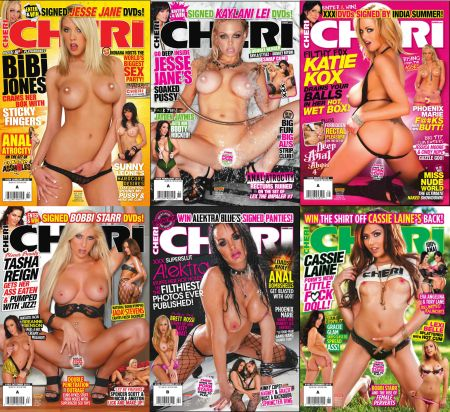 Cheri 2012 Full Year Issues Collection