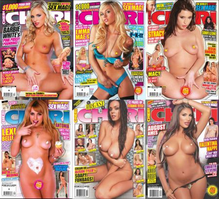 Cheri 2015 Full Year Issues Collection