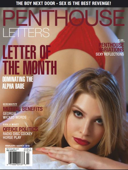 Penthouse Letters #2-3 (february - march 2019)