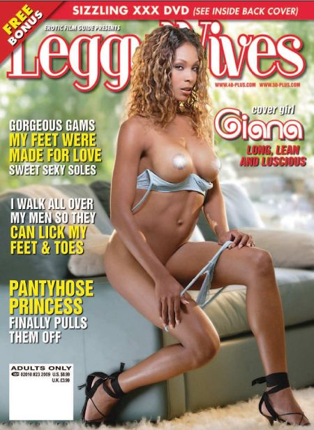 Leggy Wives - Volume 23 (2009)