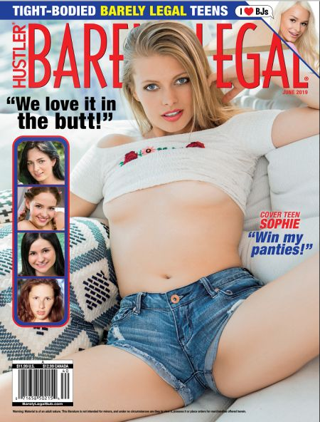 Barely Legal № 6 (June 2019)