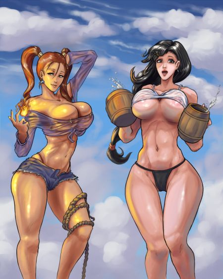 Comics art CuteSexyRoButts. Part 4