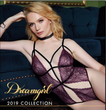 Dreamgirl - Lingerie Sexy Collection Catalog (2019)