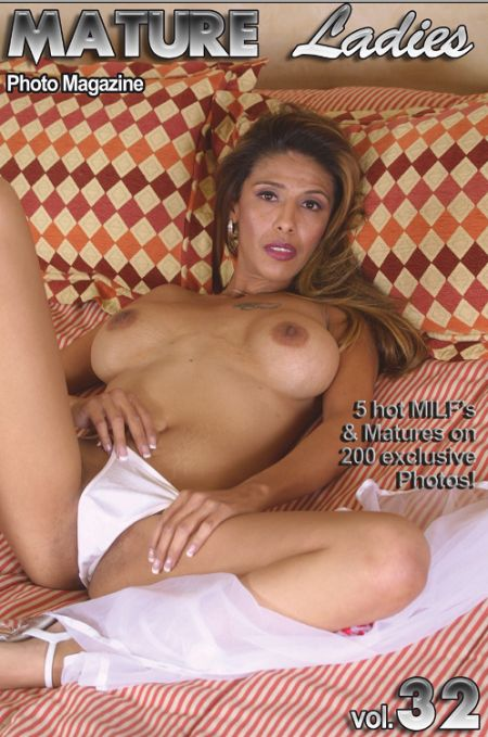 Mature Ladies Adult Photo Magazine (May 2019)