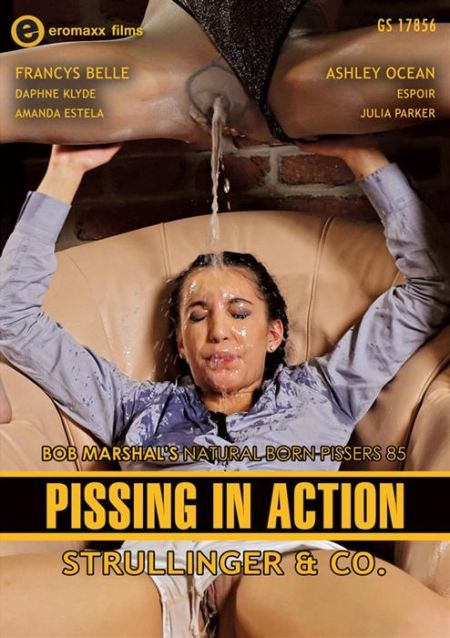 Pissing In Action - Natural Born Pissers 85 [2019]