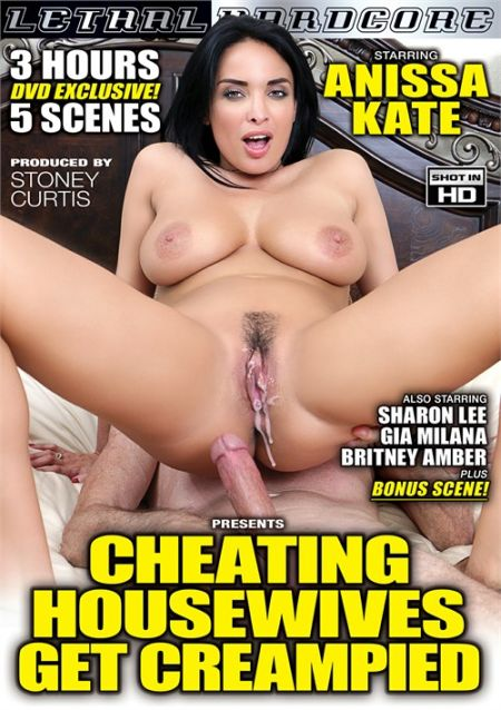Cheating Housewives Get Creampied [2019]