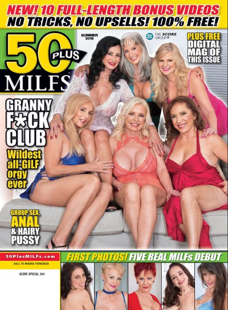 50Plus MILFs (Summer 2019)