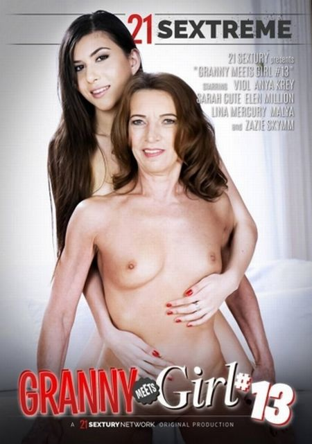 Granny Meets Girls 13 [2019]