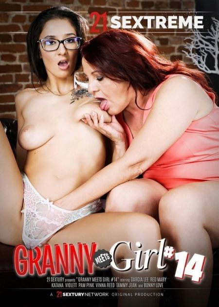 Granny Meets Girls 14 [2019]