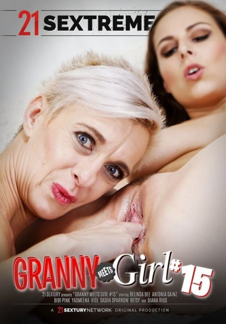 Granny Meets Girls 15 [2019]