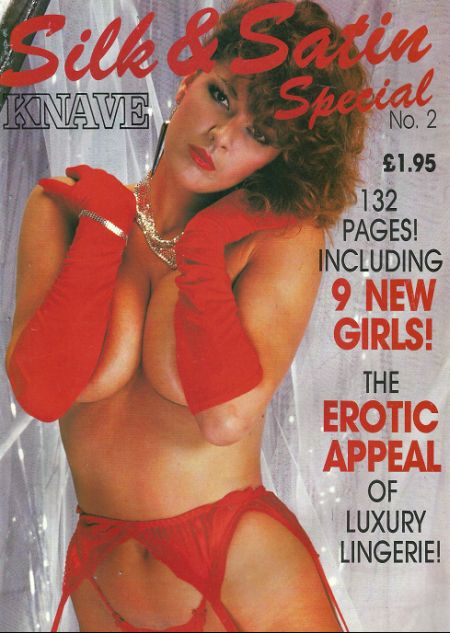 Knave - Silk and Satin Special No.2 (1989)